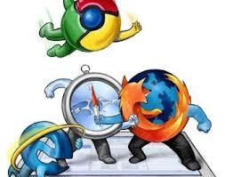 Trận chiến trình duyệt  : Chrome , FireFox , Internet Explorer và Opera