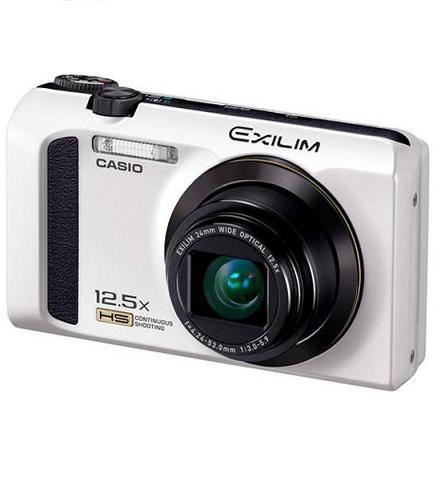 Casio giới thiệu máy ảnh số Elixim EX-ZR300 mới