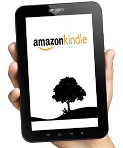 Sách điện tử bán vượt qua sách thông thường trên Amazon tại Anh