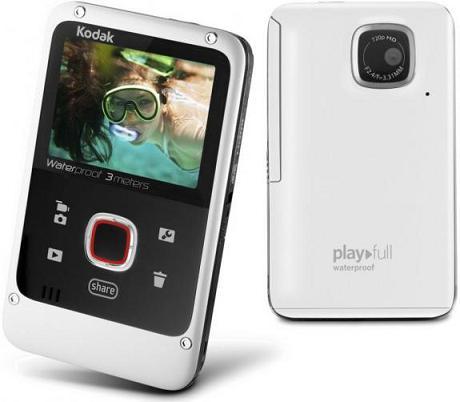 Kodak chào bán Camera PlayFull chống thấm nước