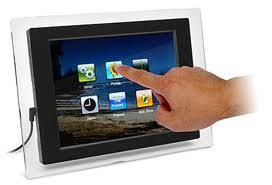 Công nghệ của TouchScreen