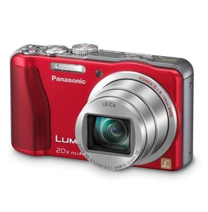 Panasonic giới thiệu máy ảnh bỏ túi siêu Zoom : Lumix DMC-ZS20 và ZS15