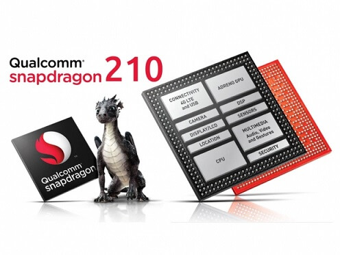 Snapdragon 210 hỗ trợ Android Things cuối năm nay