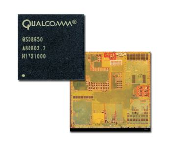 Qualcomm thống trị thị trường SoC trong năm  2012