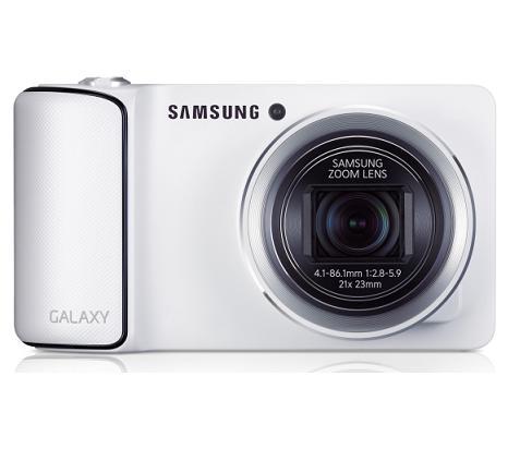 Samsung cho ra mắt Galaxy Camera chạy Android 4.1