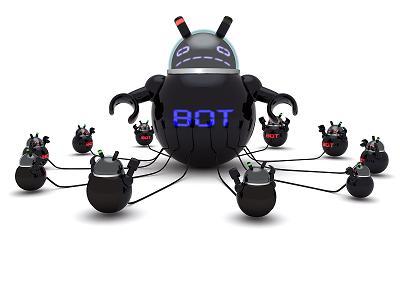 Sự thống trị của Bot.