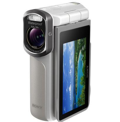 Máy quay chống thấm nước HDR-GW77V của Sony