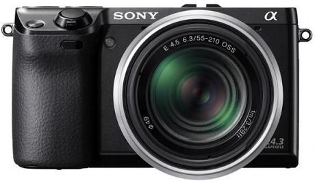 Máy ảnh Sony NEX-7 sẽ lại được giao hàng từ cuối năm  nay