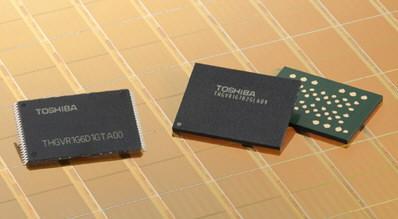 Toshiba chào Chip 24nm SmartNAND tích hợp ECC