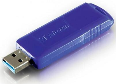 Verbatime sắp có USB 3.0 120MB/s , đã có SSD ngoài